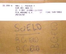 Manuscrito de definição do nome SciELO